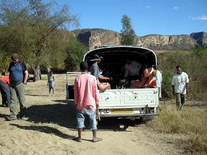 Bara, Madagaskar