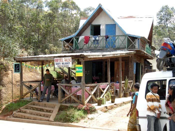 Bezanozano, Madagaskar