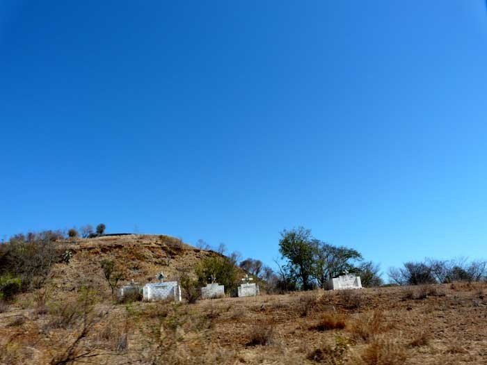 hrobky kmene Mikea, Madagaskar