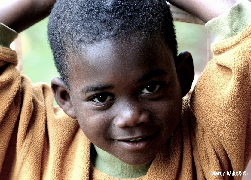 kluk, Kedjom-Keku, Kamerun (foto: Martin Mikeš)