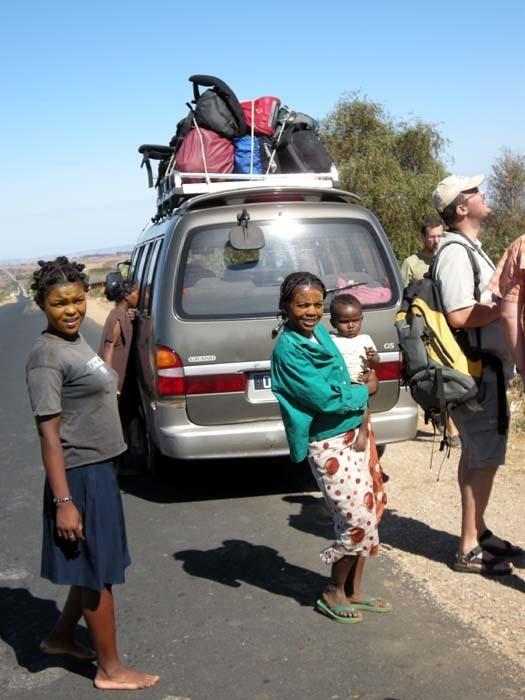 Mikea, Madagaskar