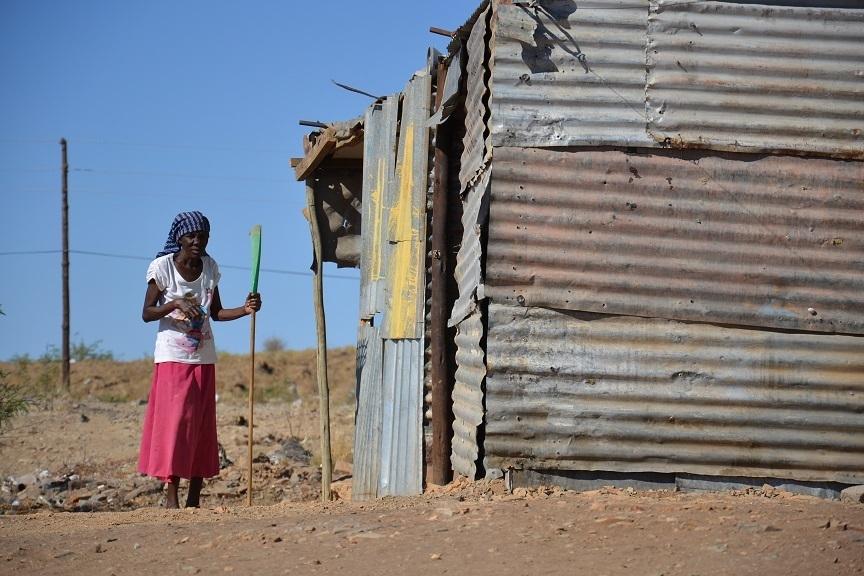 slam Namibie
