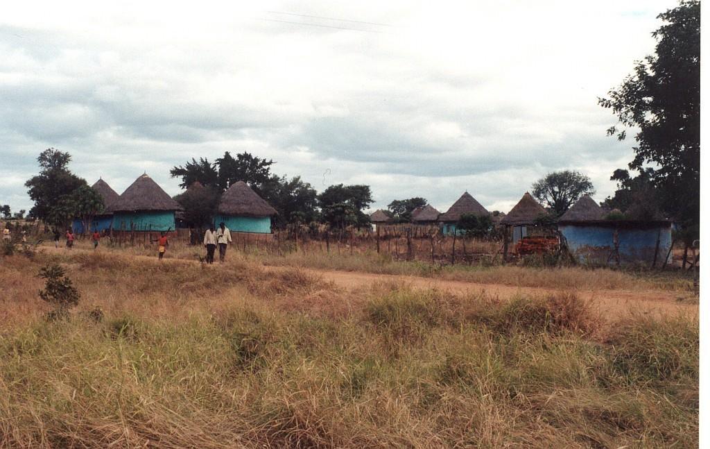 Vesnice Tsongů