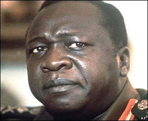 Idi Amin, zdroj:AP