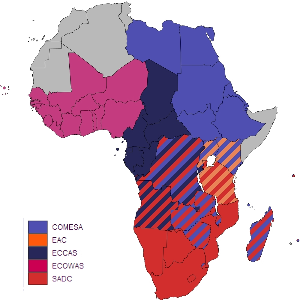 Afrika_organizace