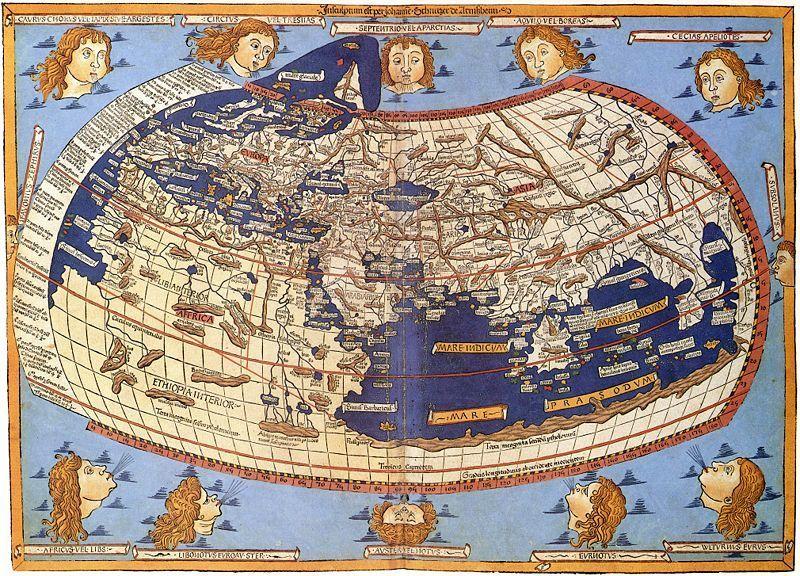 Ptolemaiova mapa r.141