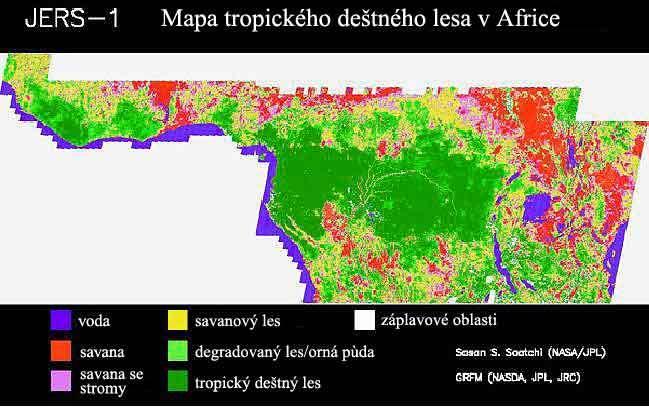 Tropické oblasti Afriky
