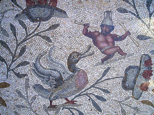 Frederique Harmsze: mozaika