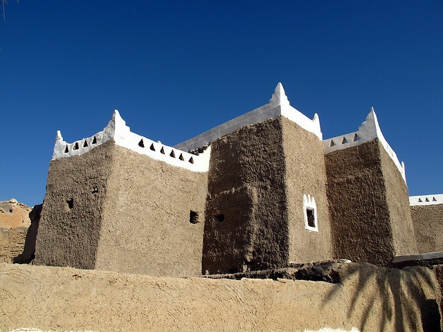 Ghadames - domy; Autor: Neil Weightman (flickr.com)