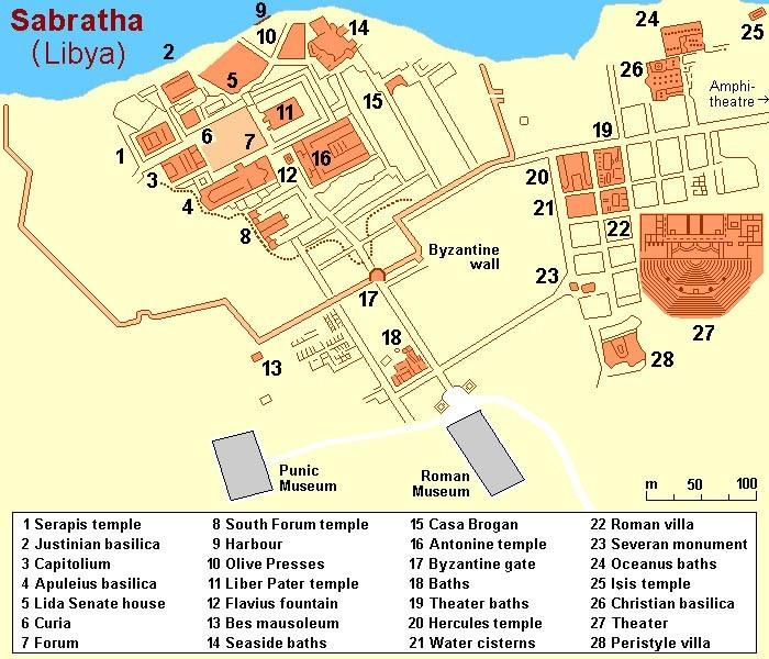 Holger Behr: mapa Sabrathy