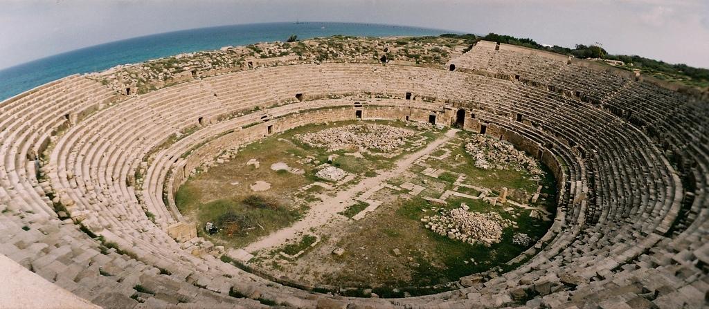 Luis Casas Luengo: Koloseum