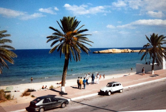 Pláž Monastiru