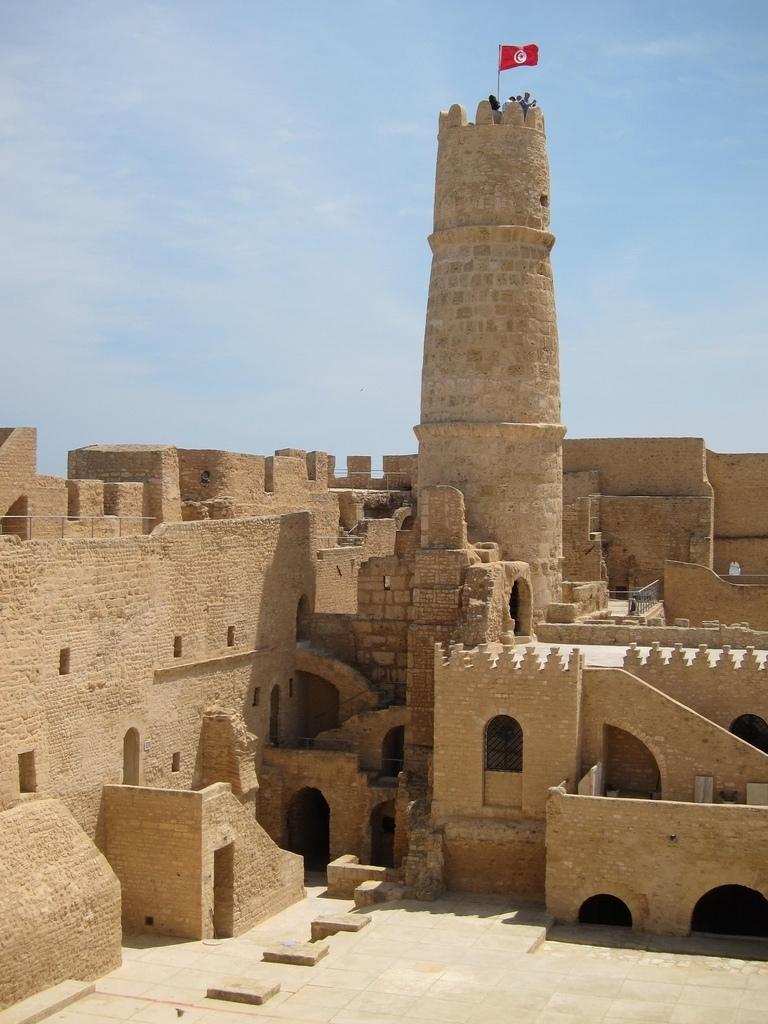 Ribát v tuniském Mosnastiru
