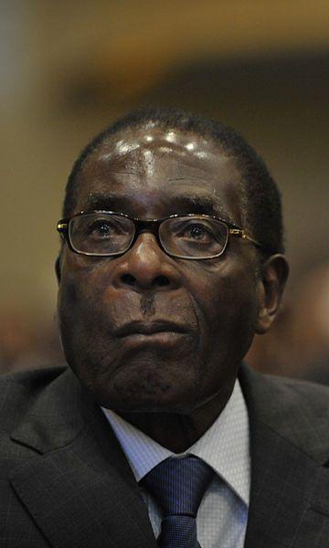 Robert Mugabe (2009)