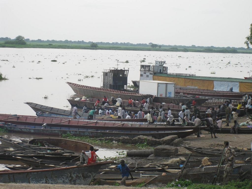 BBC World Service: přístav Malakal