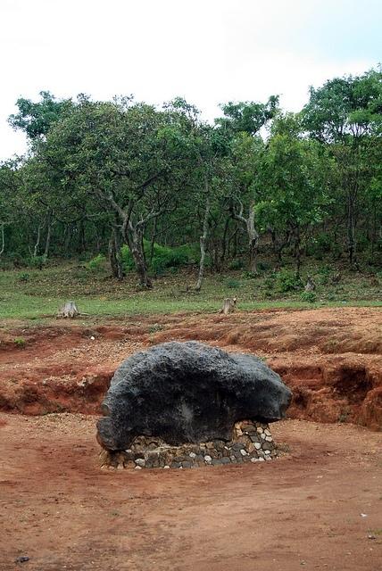 Christiaan Zeelenberg: Mbozi meteorit