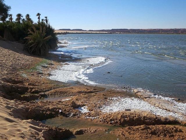David Stanley: jezero Teli