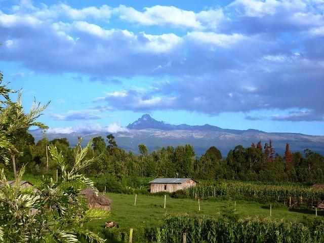Elin Reitehaug: Mt. Kenya
