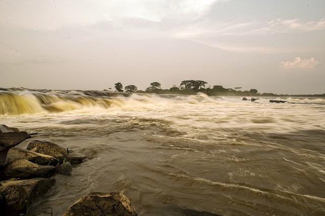 Kisangani Falls; autor: CIFOR