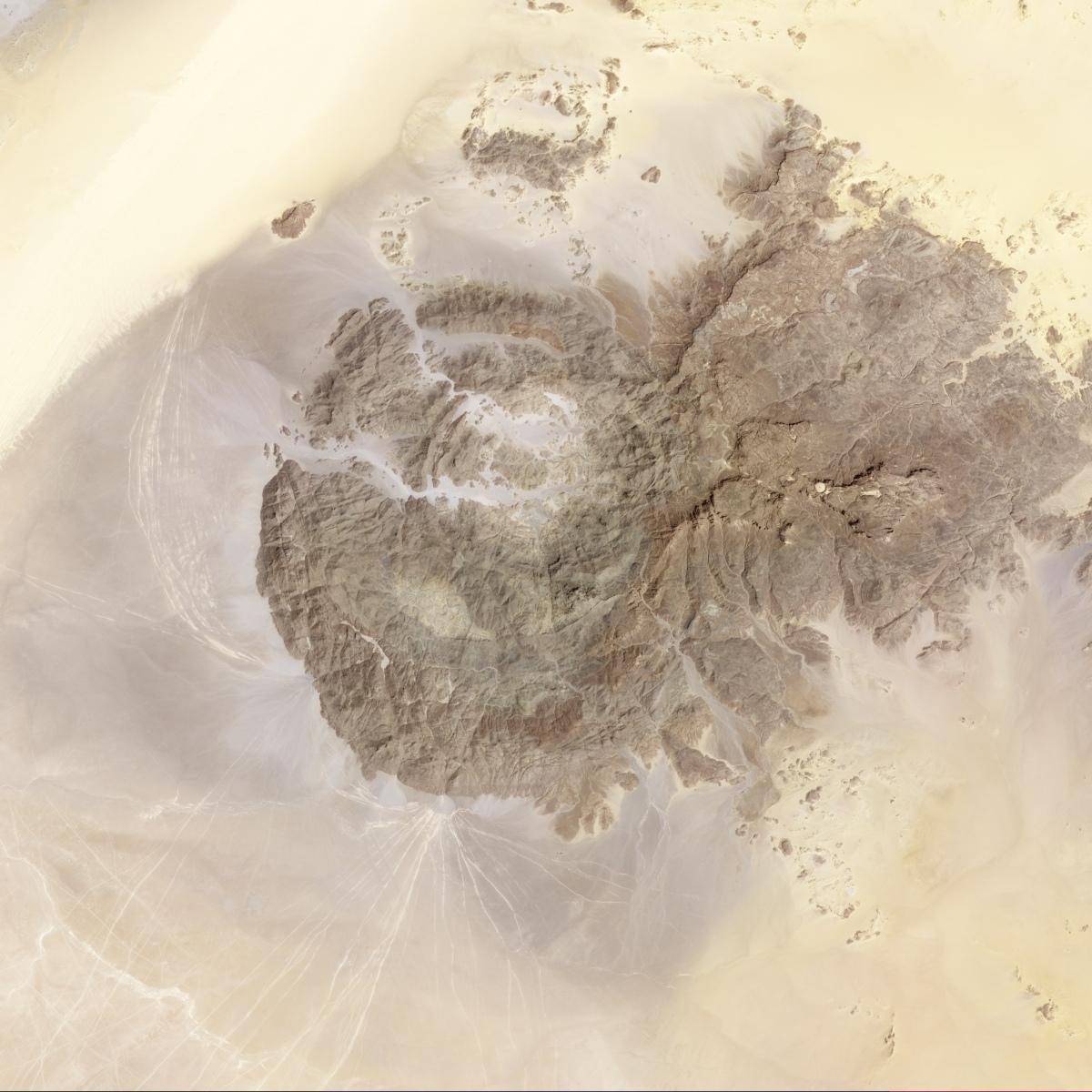 NASA Jebel Uweinat