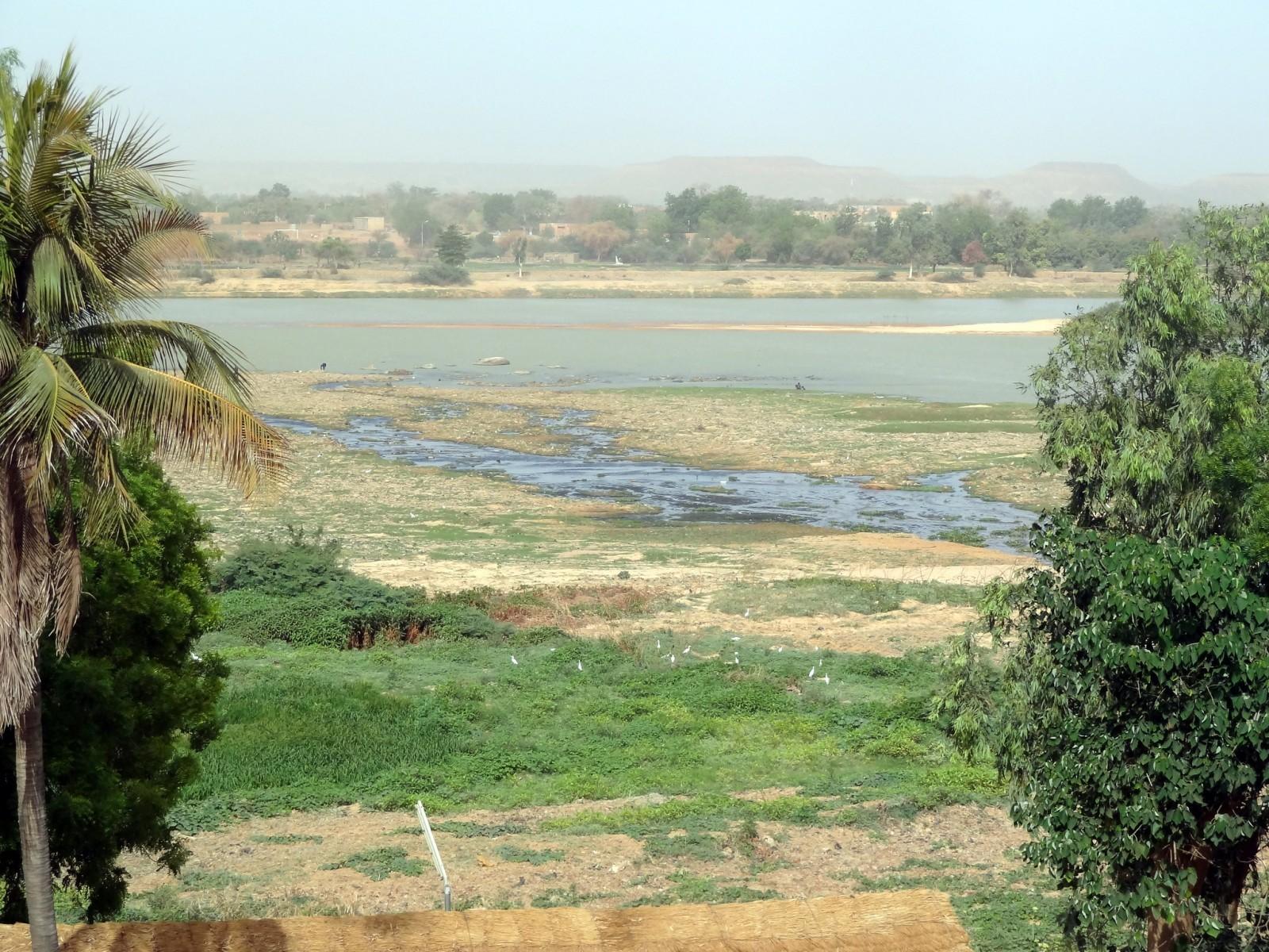 Řeka Niger, Niamey (autor: Jean Rebiffé)