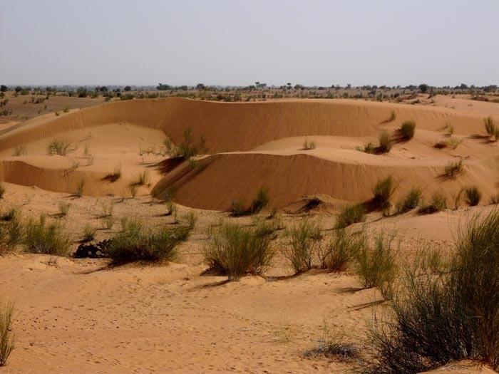 Sahel, Burkina Faso; foto: Vladimír Zikán