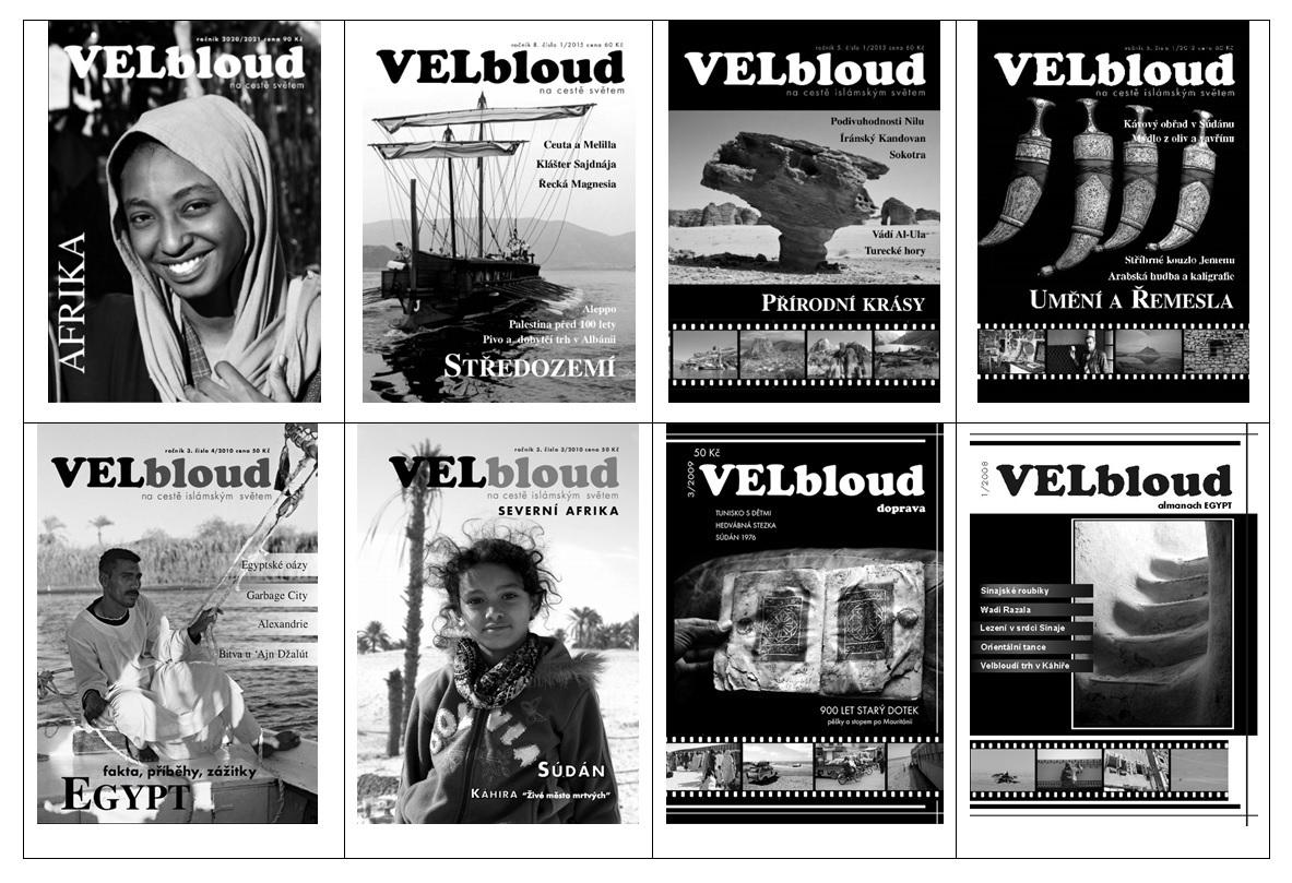 časopis Velbloud