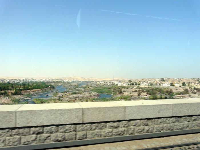 Nízká Asuánská přehrada