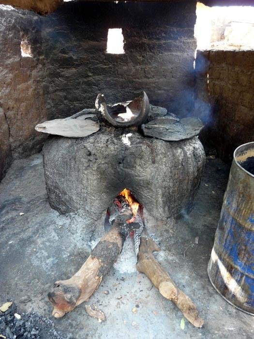 tradiční vaření čirokového piva