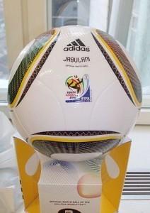 Mistrovství světa 2010 - Jabulani