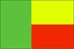 Benin - vlajka