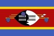Eswatini - vlajka