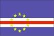 Kapverdy - vlajka