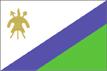 Lesotho - vlajka