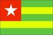 Togo - vlajka