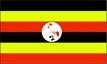 Uganda - vlajka