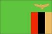 Zambie - vlajka