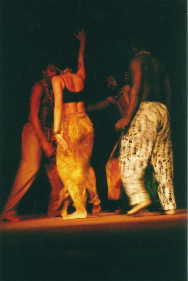 Tvůrčí Afrika 2002