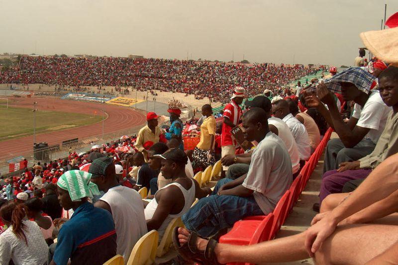 Africká liga mistrů (Kumasi, Ghana)