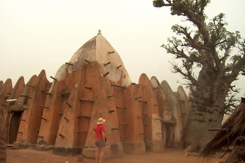 Mešita Larabanga (Ghana)
