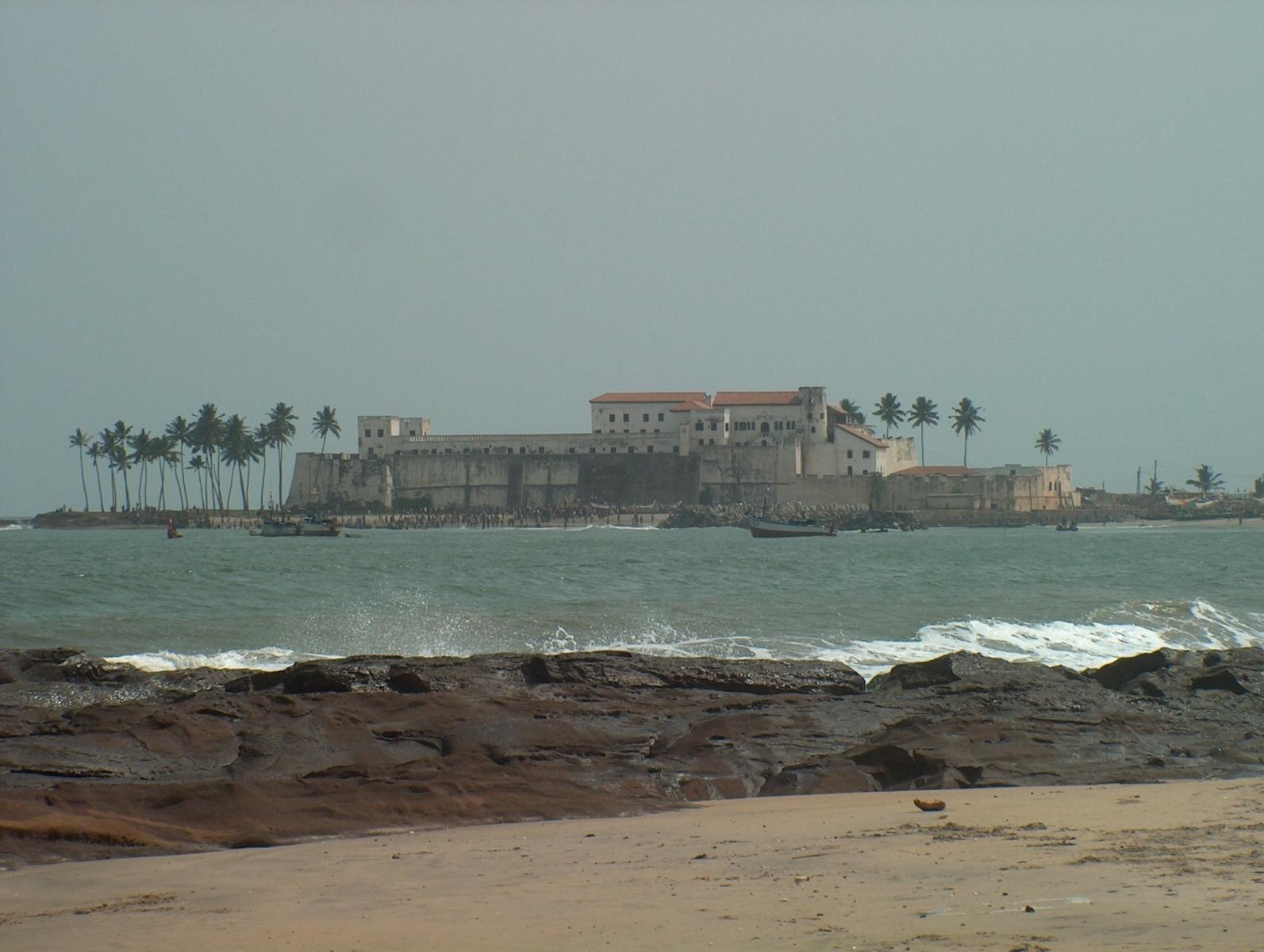 Elmina castle (Ghana)