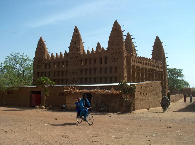 mešita Kara (Mali)