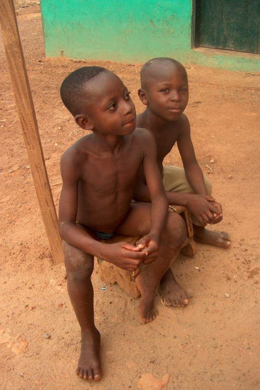 Kluci Larabanga (Ghana)