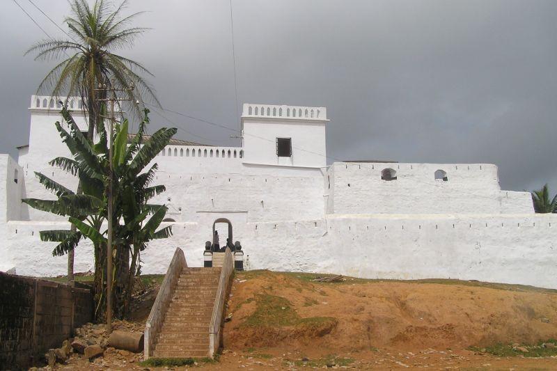 Pevnost Axim (Ghana)