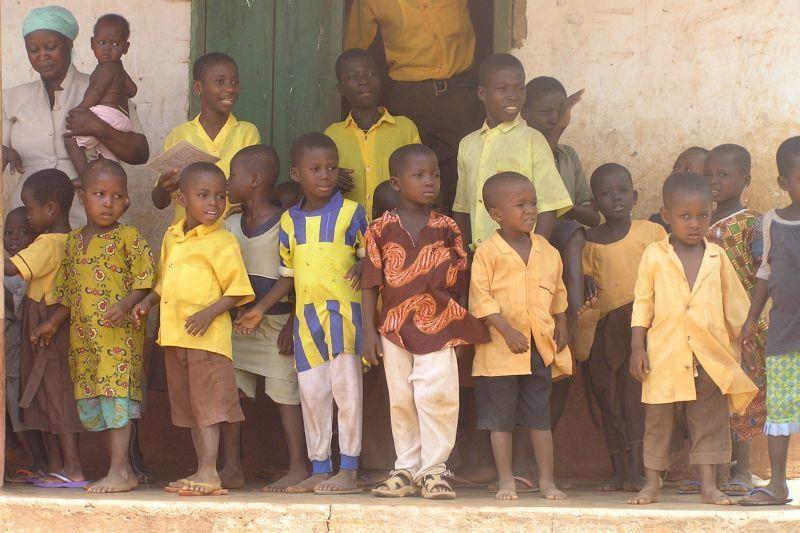 Škola v severní Ghaně, Yendy