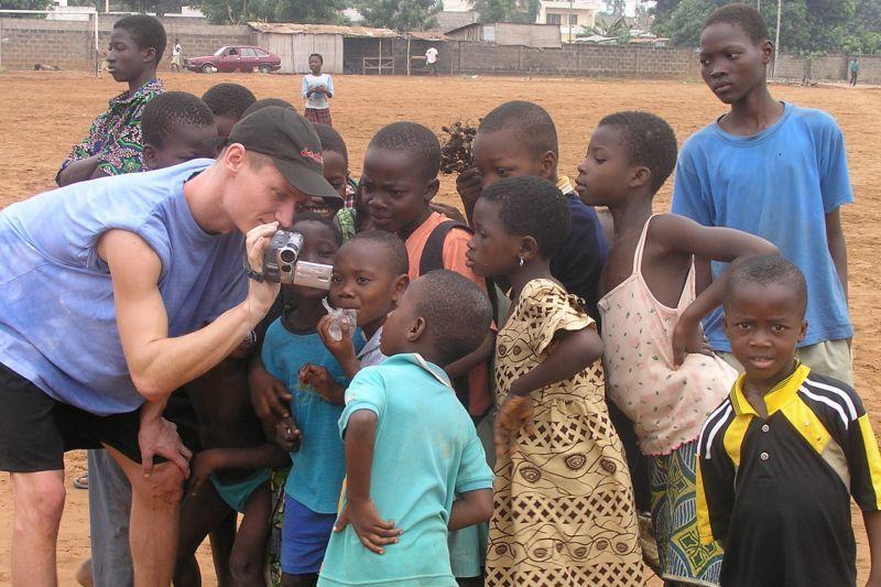 Předměstí Lomé (Togo)