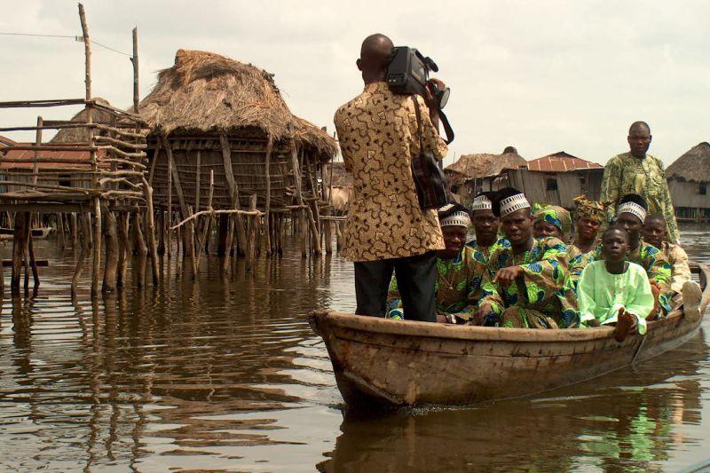 Jezero Ganvie (Benin)