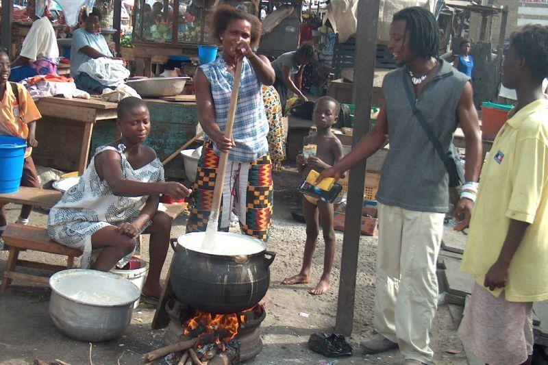 Stará Accra (Ghana)