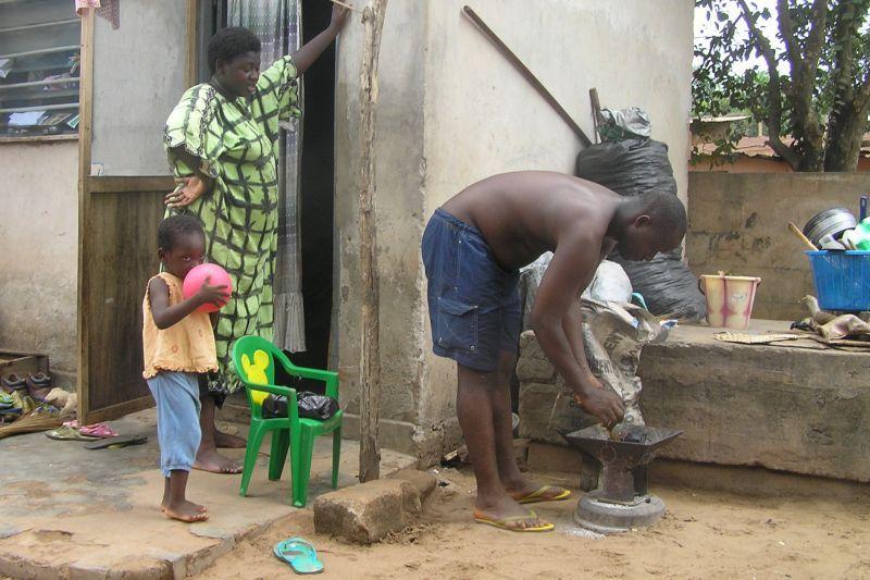 Kuchař Tony (Togo)