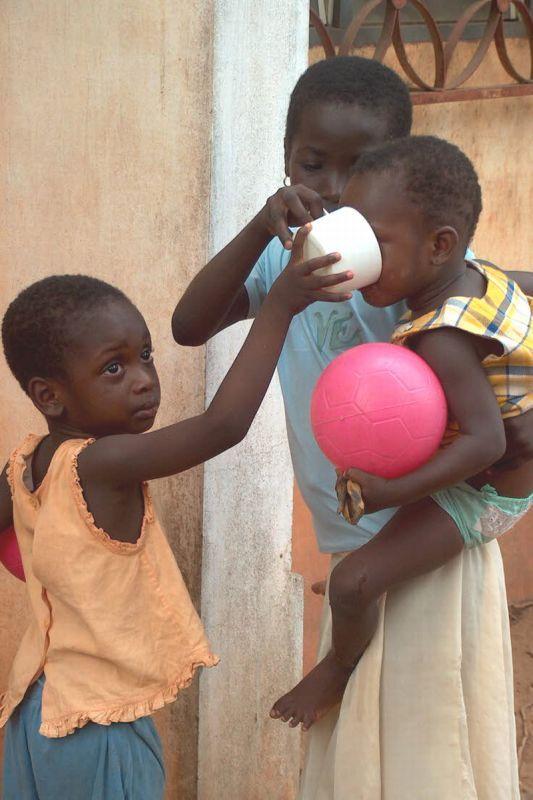 Tonyho dcerky (Togo)